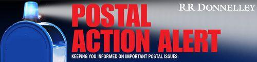 Postal Action Alert Banner 2015